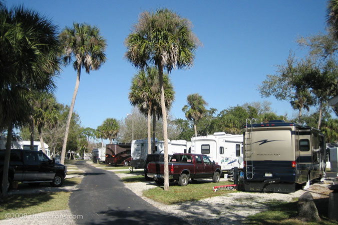 Trop Ch 232 Re La Floride Camping Caravaning