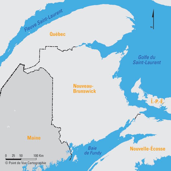 Bay Of Fundy Camping >> La baie de Fundy   Camping Caravaning