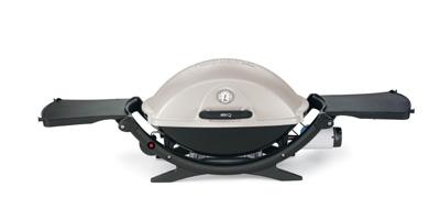 Les barbecues lequel acheter camping caravaning - Barbecue weber portatif ...