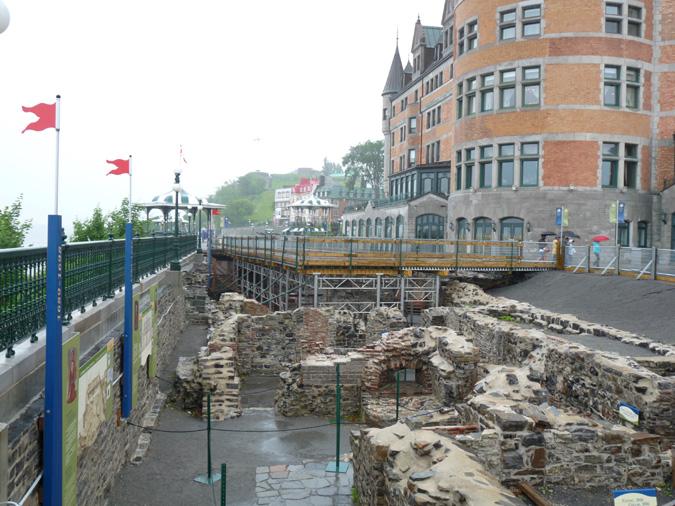 En 2009, d u2019importantes fouilles arch u00e9ologiques ont eues