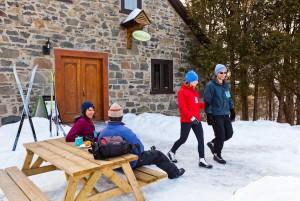 MSB - Parc national du Mont-Saint-Bruno