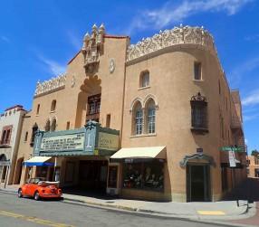 Santa Fe et son architecture Adobe - copie