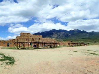 Taos Pueblo - copie