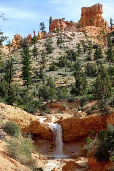 2Water Canyon et sa superbe petite chute. - copie