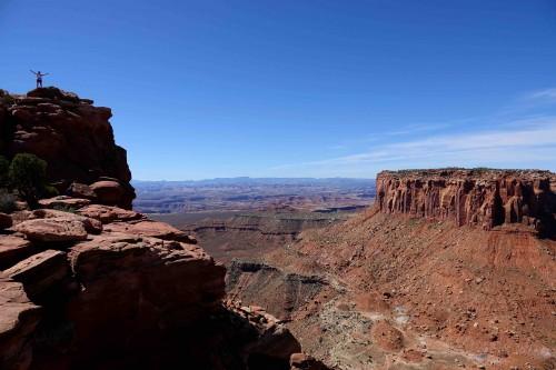Canyonland, moins connu mais comblien impressionnant ! - copie