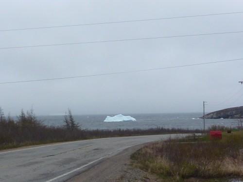 Coastral Drive sur la côte du Labrador - copie