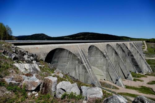 Le barrage Daniel-Johnson - copie