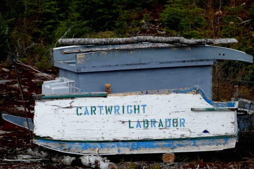 Cartwright, le point le plus nordique sur la route.
