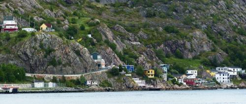 Le hameau de Battery