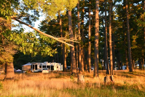 Camping Bell's Point, Sault-Sainte-Marie