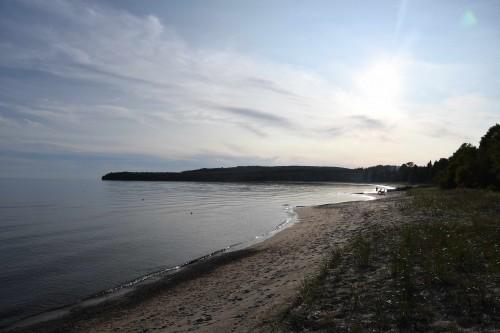 Le parc assure la protection des dunes et de leur végétation. - copie