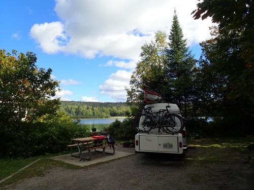 Camping de Peer Lake Park