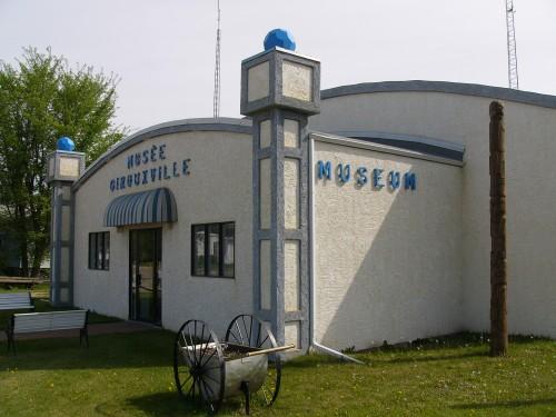 Chaque petite communauté a son musée.